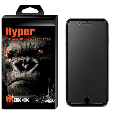 محافظ صفحه نمایش شیشه ای  مات کینگ کونگ مدل Hyper Protector مناسب برای گوشی اپل آیفون7/8