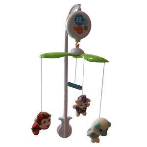 آویز تخت کودک مدل Happy Shaking Bell کد 06