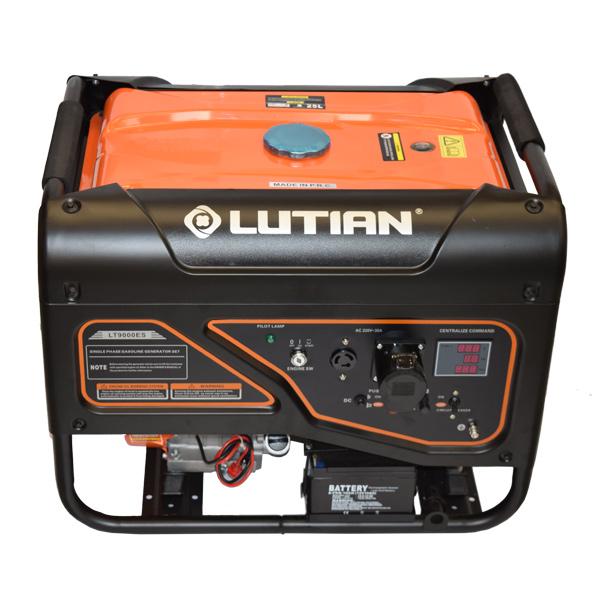 موتور برق بنزینی لوتیان مدل LT9000ES
