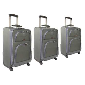 مجموعه سه عددی چمدان مدل تاپ یورو 4