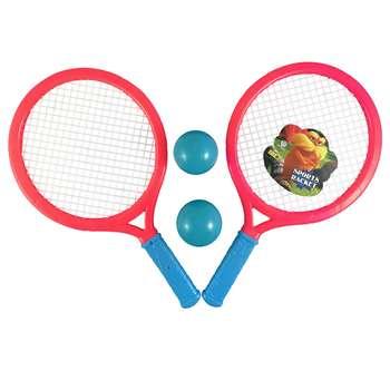 ست اسباب بازی راکت تنیس کودک مدل Sport racket