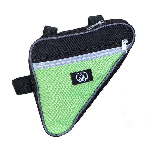 کیف زیر تنه دوچرخه طرح سه گوش کد MG16 سایز کوچک
