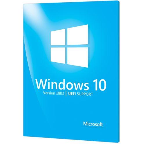 سیستم عامل ویندوز 10 نسخه 1803 نشر پرند