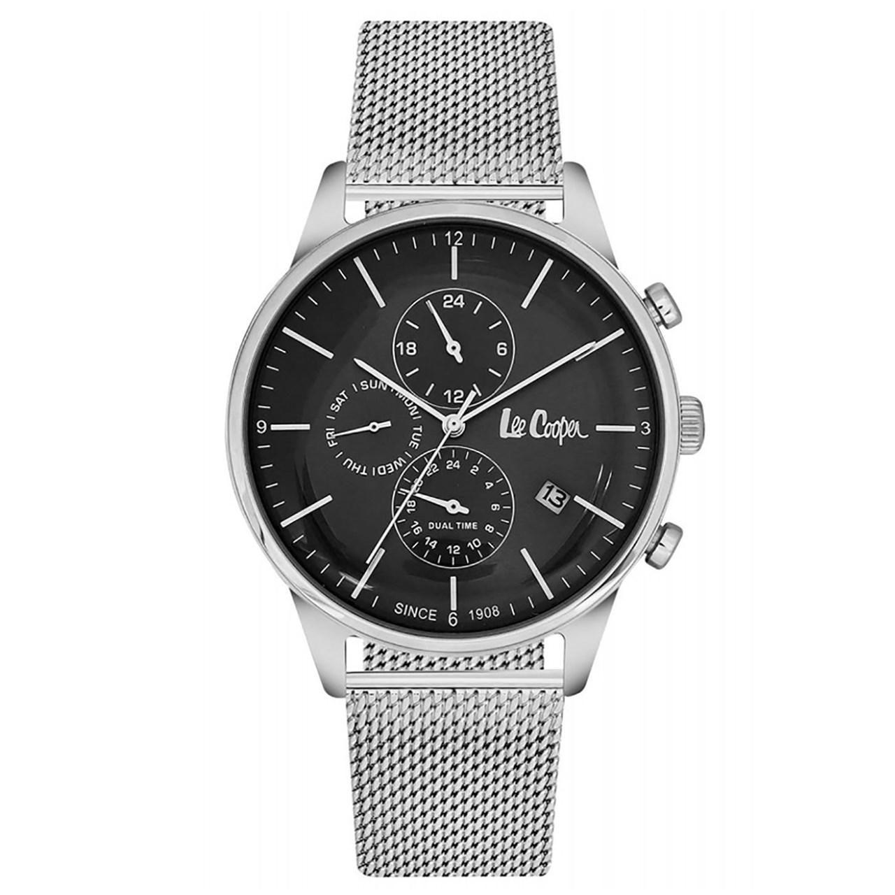 قیمت و خرید                      ساعت مچی عقربه ای مردانه لی کوپر مدل LC06417.350