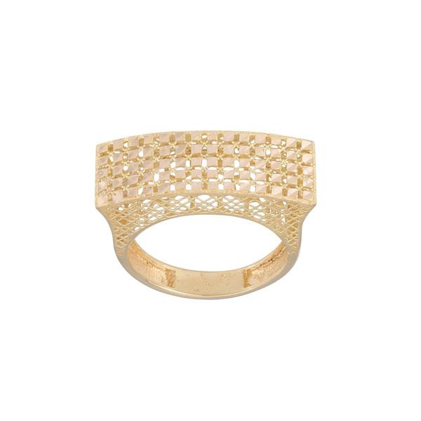 انگشتر طلا 18 عیار زنانه کد G751