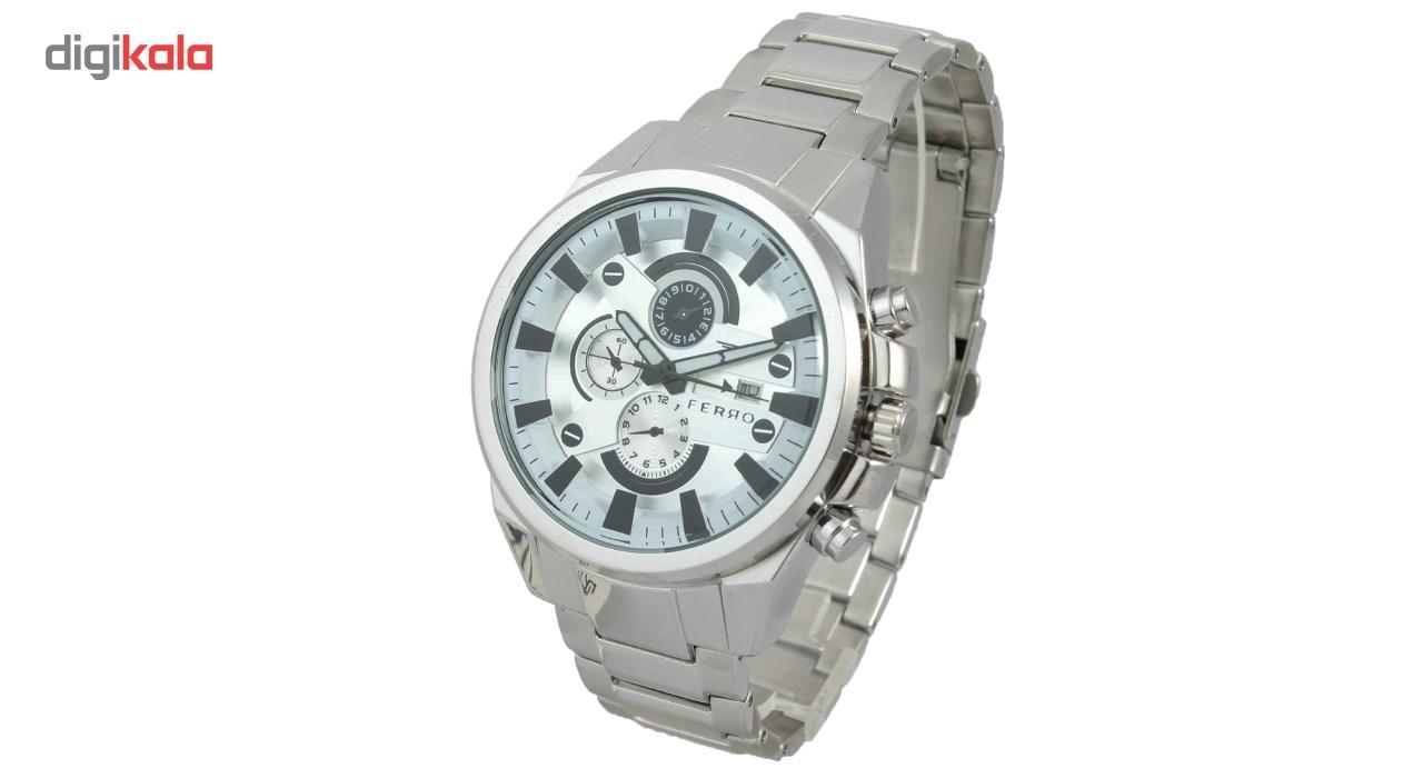 ساعت مچی عقربه ای مردانه فرو مدل F61530-594-A2