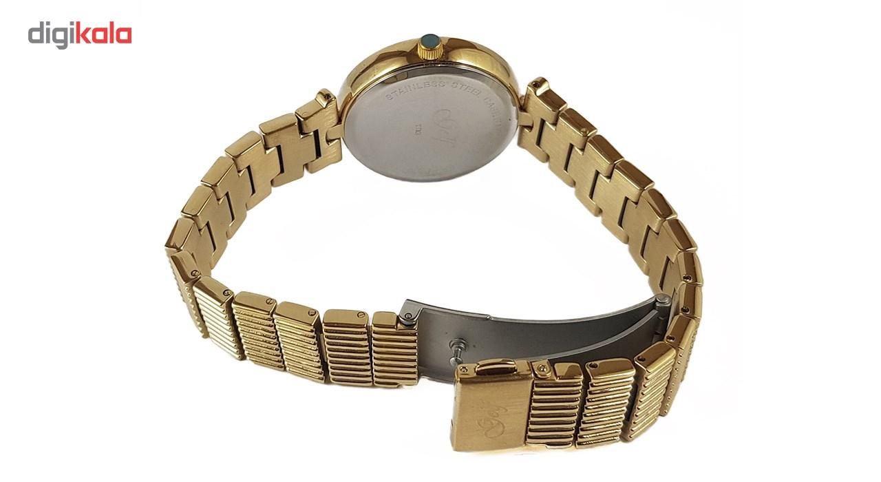 خرید ساعت مچی عقربه ای   زنانه  گلف مدل 4-0213