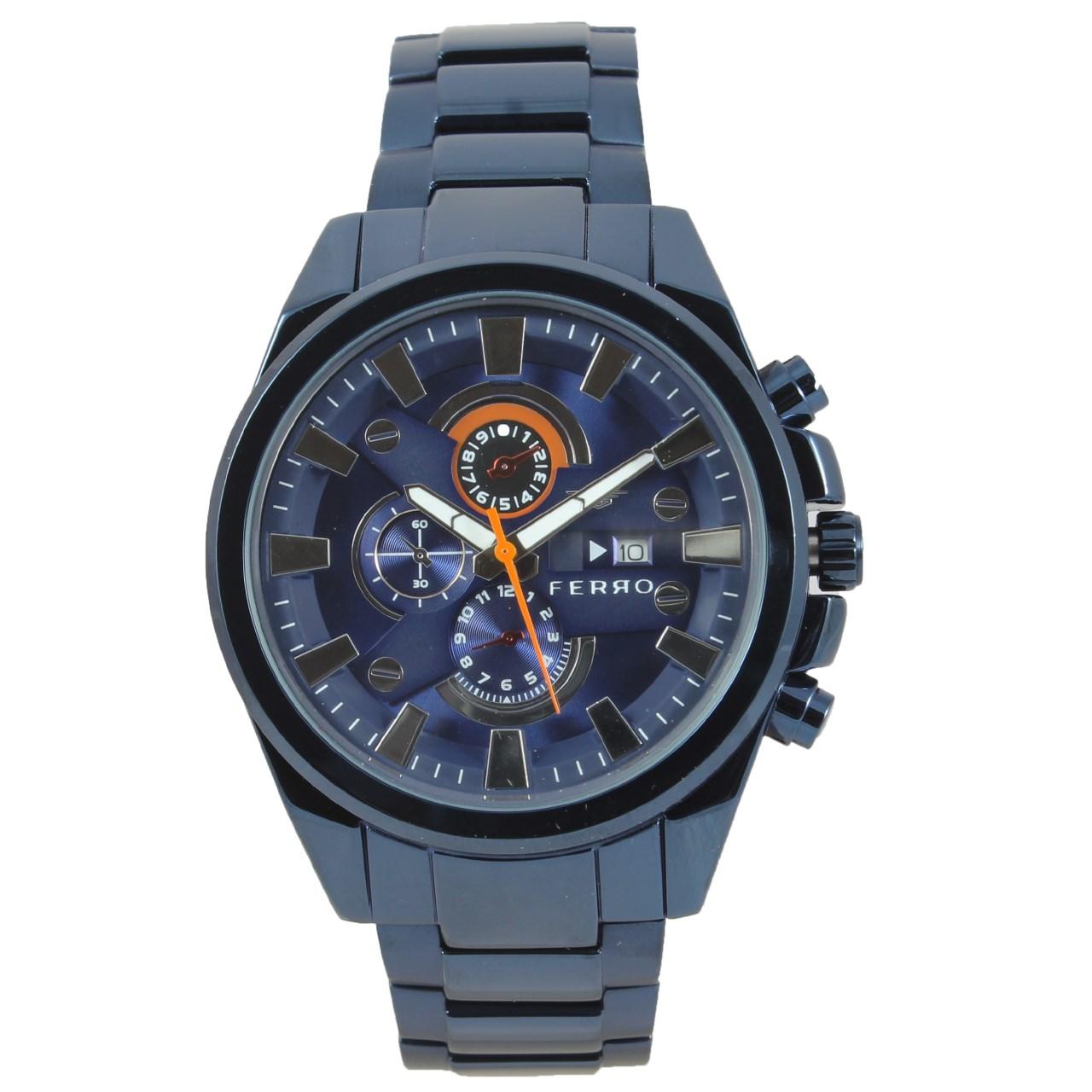 ساعت مچی عقربه ای مردانه فرو مدل F61530-594-H