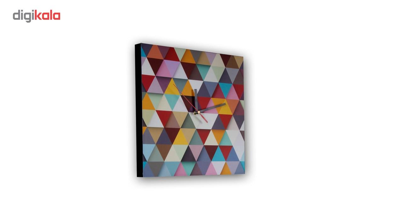 ساعت دیواری گالری روح چوب مدل sowag-wo-004