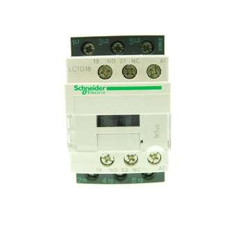 کنتاکتور 18 آمپر اشنایدر الکتریک مدلLC1D18M7
