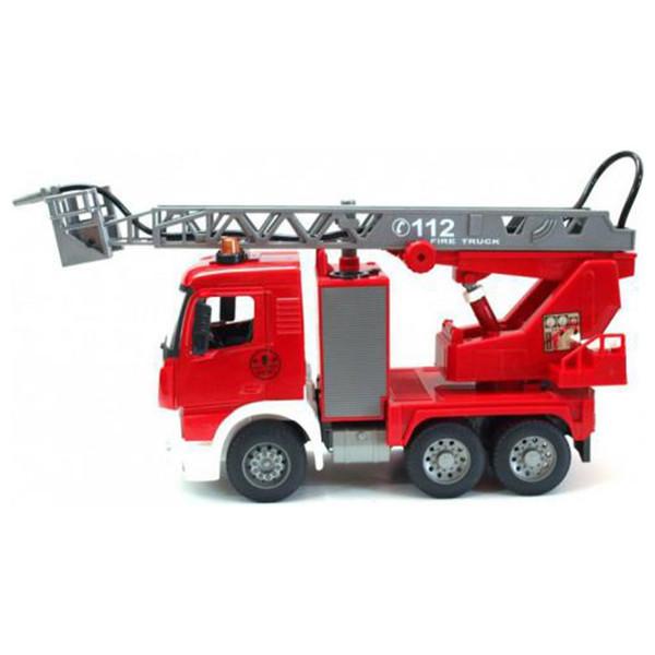 ماشین بازی دبل ای مدل ماشین آتش نشانی