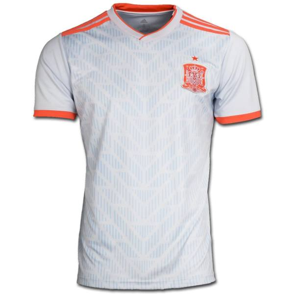 پیراهن تمرینی تیم ملی اسپانیا مدل Away-2018