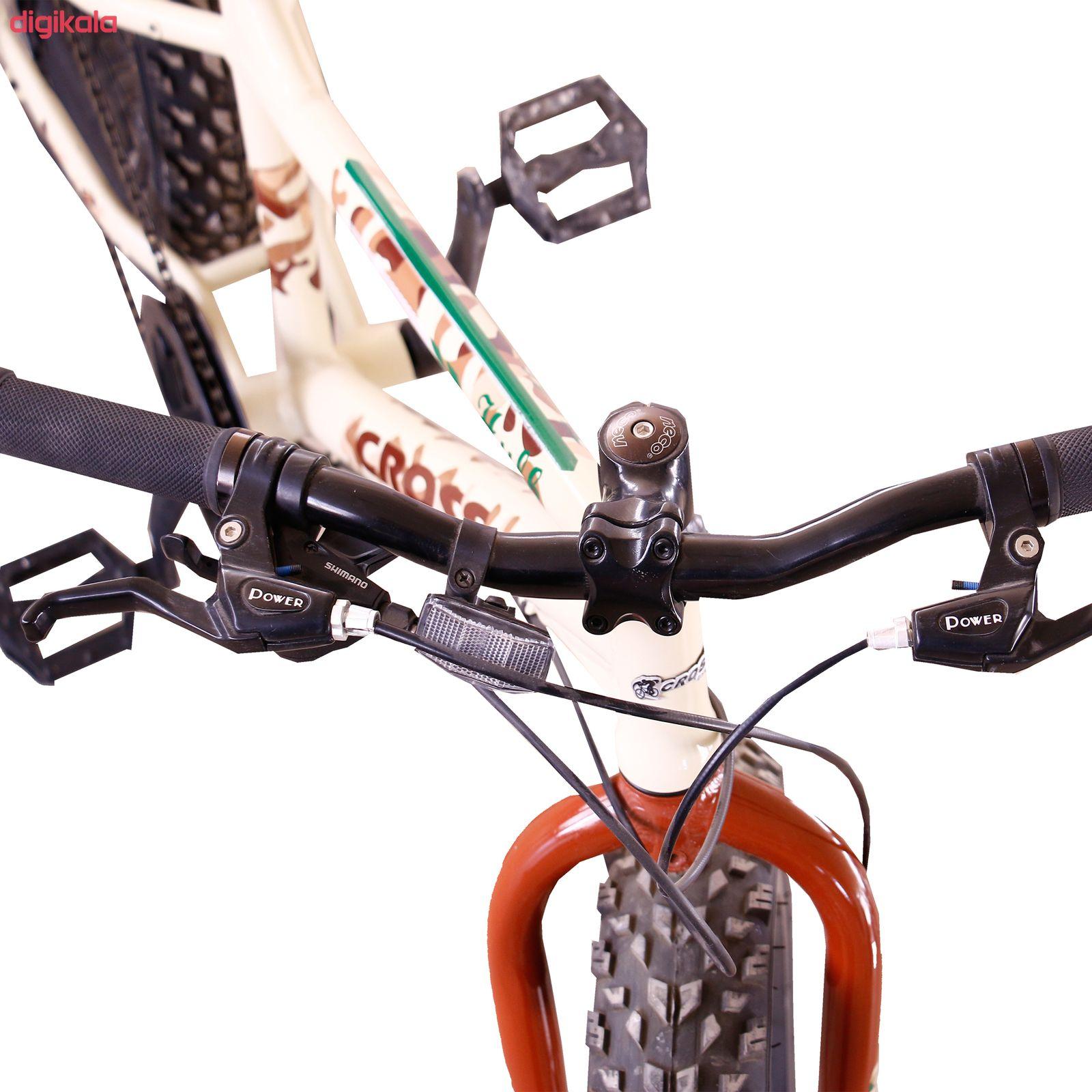 دوچرخه کوهستان کراس مدل HULK  main 1 2