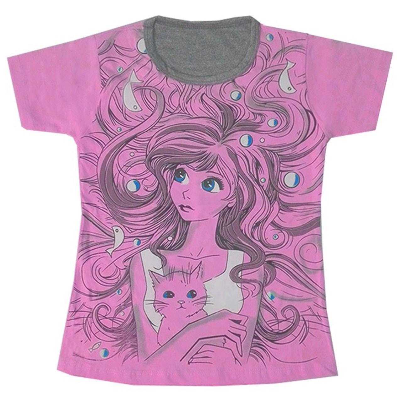 تی شرت دخترانه رادین کد 6029