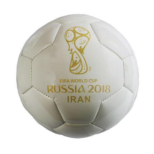 توپ فوتبال مدل جام جهانی روسیه