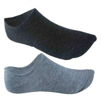 جوراب زنانه کوه شاپ  مدل R580-H004 بسته 2 جفتی