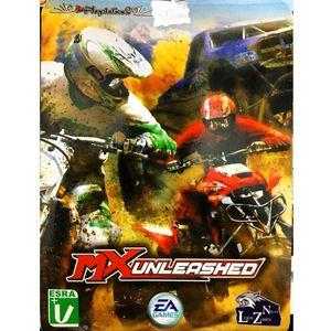 بازی MX vs ATV Unleashed مخصوص PS2