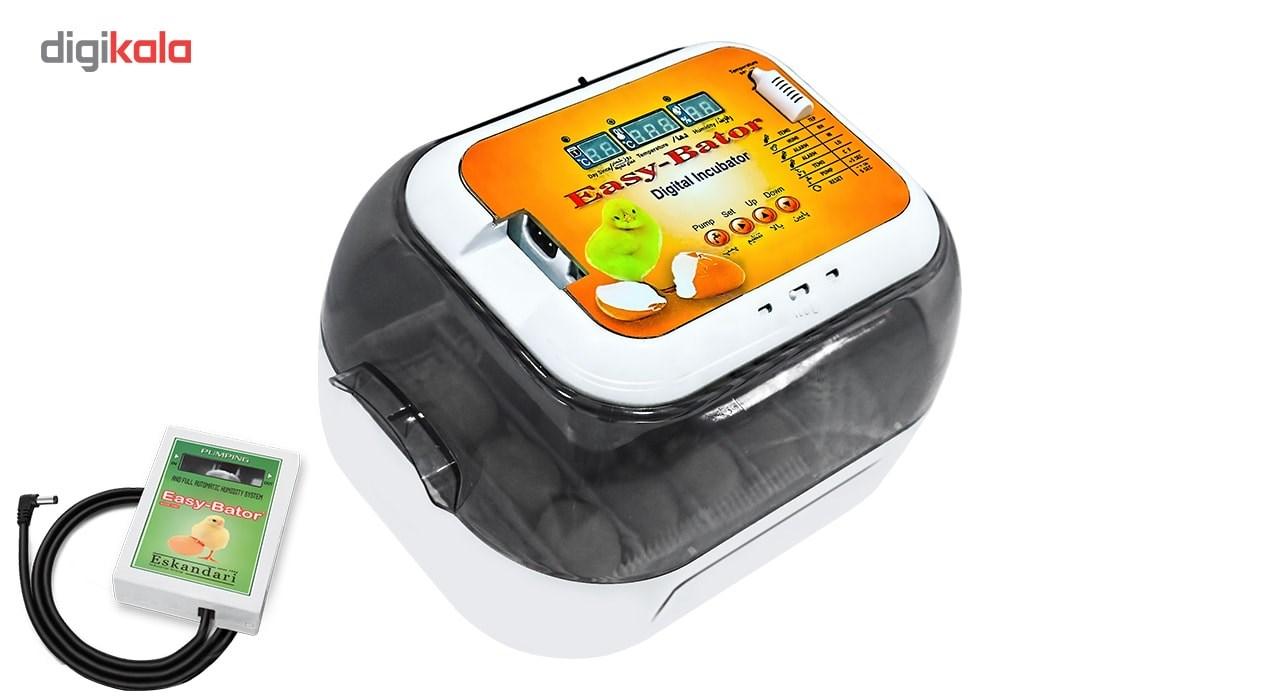 دستگاه جوجه کشی مدل easy-bator6 ظرفیت 12 عددی