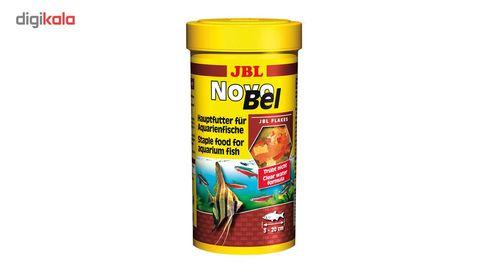 غذای ماهی جی بی ال مدل نوو بل حجم 950 گرمی