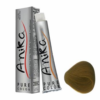 کیت رنگ مو آنیکا سری بژ   مدل بلوند بژ  متوسط  شماره 7.31