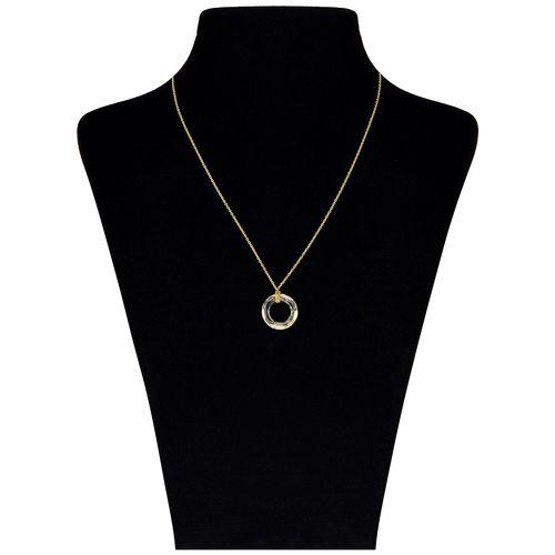گردنبند طلا 18 عیار ماهک مدل MM0787 - مایا ماهک