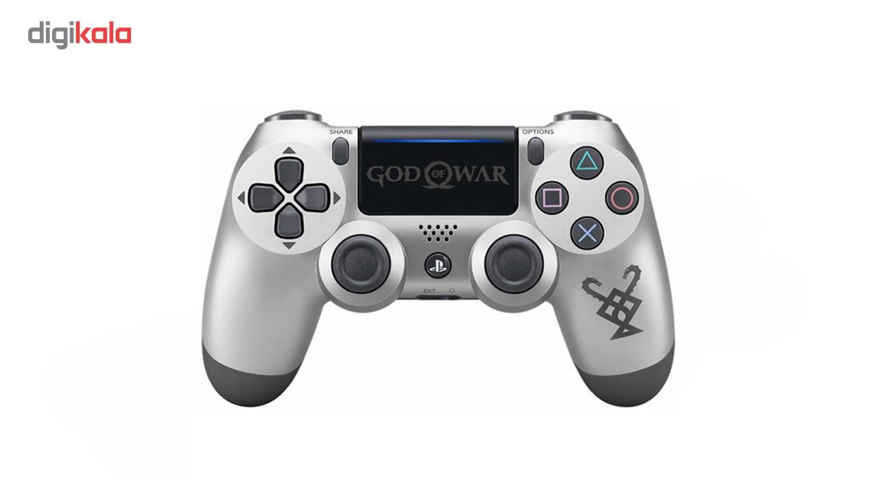 دسته بازی سونی Dualshock God Of War مدل Limited Edition مخصوص PS4