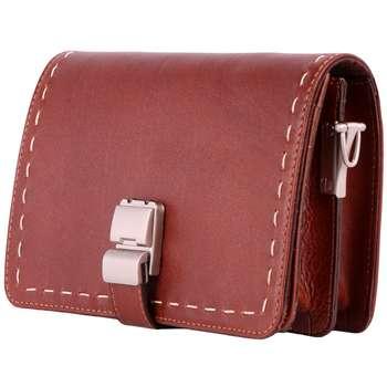 کیف دستی چرم ما مدل003