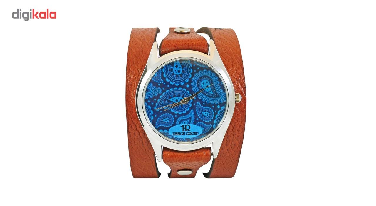 ساعت دست ساز اچ آر دیزاین گروپ مدل 013