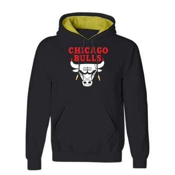 هودی زنانه مدل chicago bulls کد 008