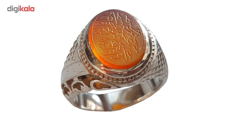 انگشتر نقره جواهرسرا مدل a169jw