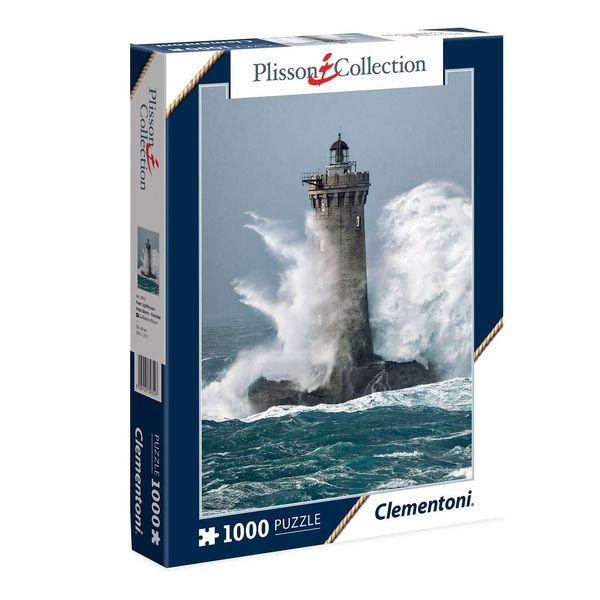 پازل 1000 تکه کلمنتونی مدل Lighthouse