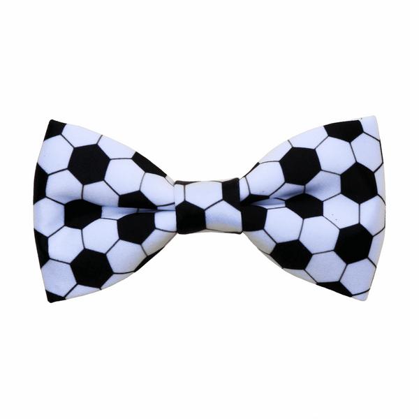 پاپیون پسرانه طرح توپ فوتبال