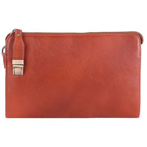 کیف دستی چرمی چرم ما مدل 002