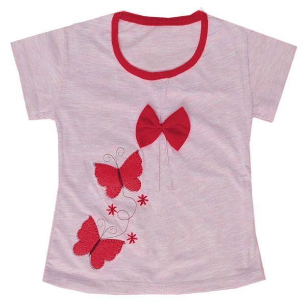 تی شرت دخترانه رادین کد 6015