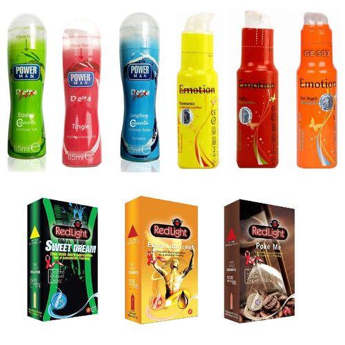 پک محصولات جنسی کد RL180606