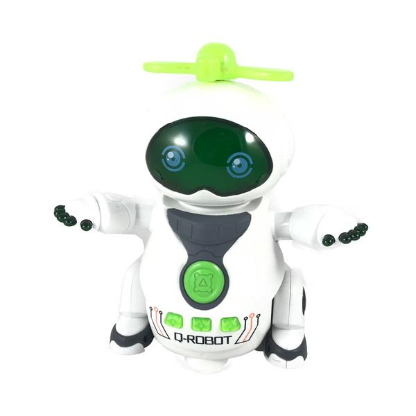 ربات مدل Qbot2