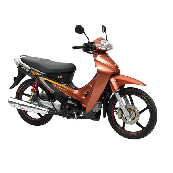 موتورسیکلت کویر مدل رادیسون 125 سی سی سال 1399