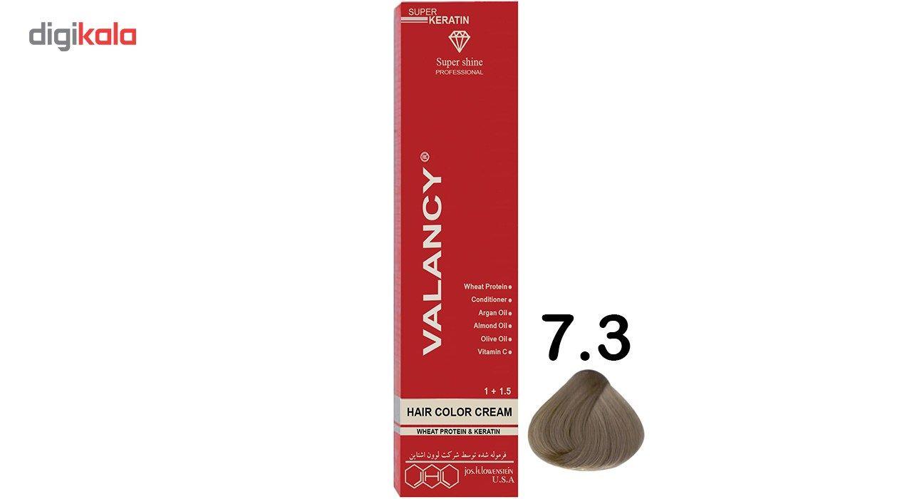 رنگ مو والانسی سری زیتونی مدل بلوند زیتونی متوسط شماره M6 main 1 1