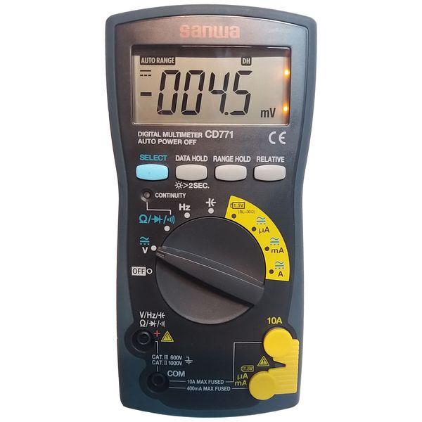 مولتی متر دیجیتال سانوا مدل CD771
