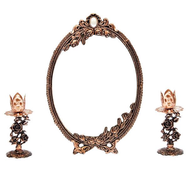 آینه و شمعدان آرت کن مدلAM730