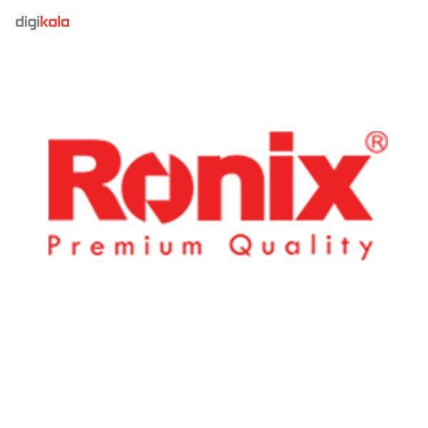 مجموعه 8 عددی آچار یکسرتخت-یکسررینگ رونیکس مدل RH-2101 main 1 5