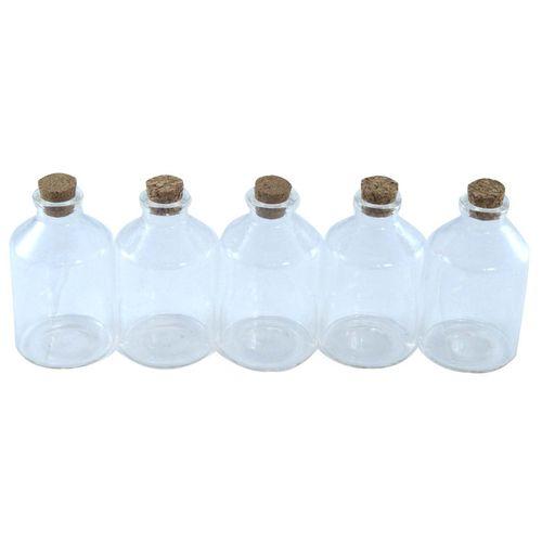 بطری دکوری کوه شاپ کد TP-G4466 بسته 5 عددی