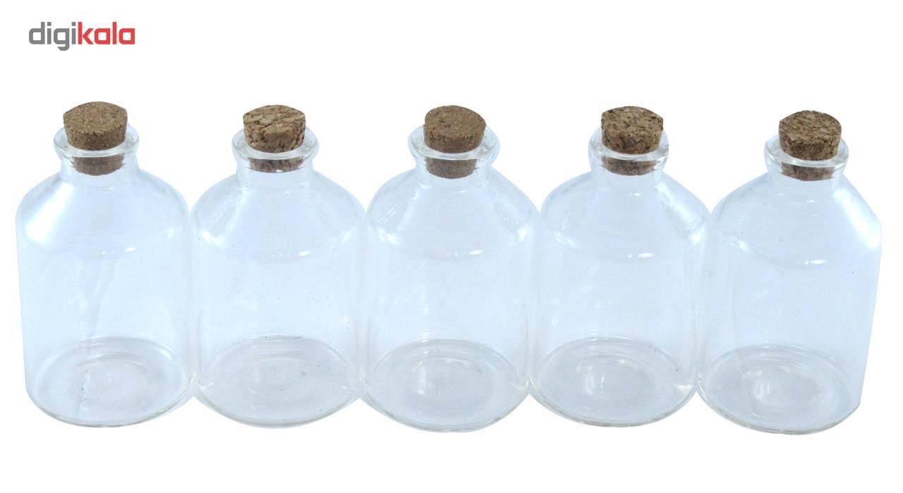 بطری دکوری کوه شاپ کد TP-G4466 بسته 5 عددی main 1 1