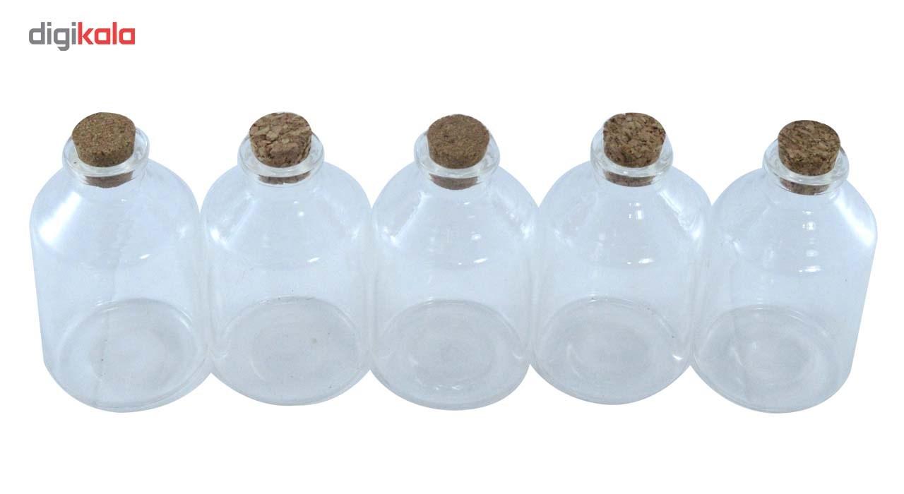 بطری دکوری کوه شاپ کد TP-G4466 بسته 5 عددی main 1 2