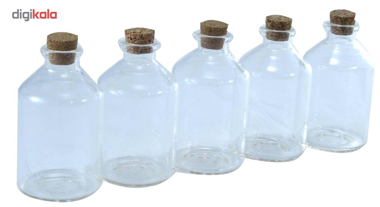 بطری دکوری کوه شاپ کد TP-G4466 بسته 5 عددی main 1 3