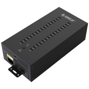 هاب USB صنعتی 30 پورت اوریکو مدل IH30P