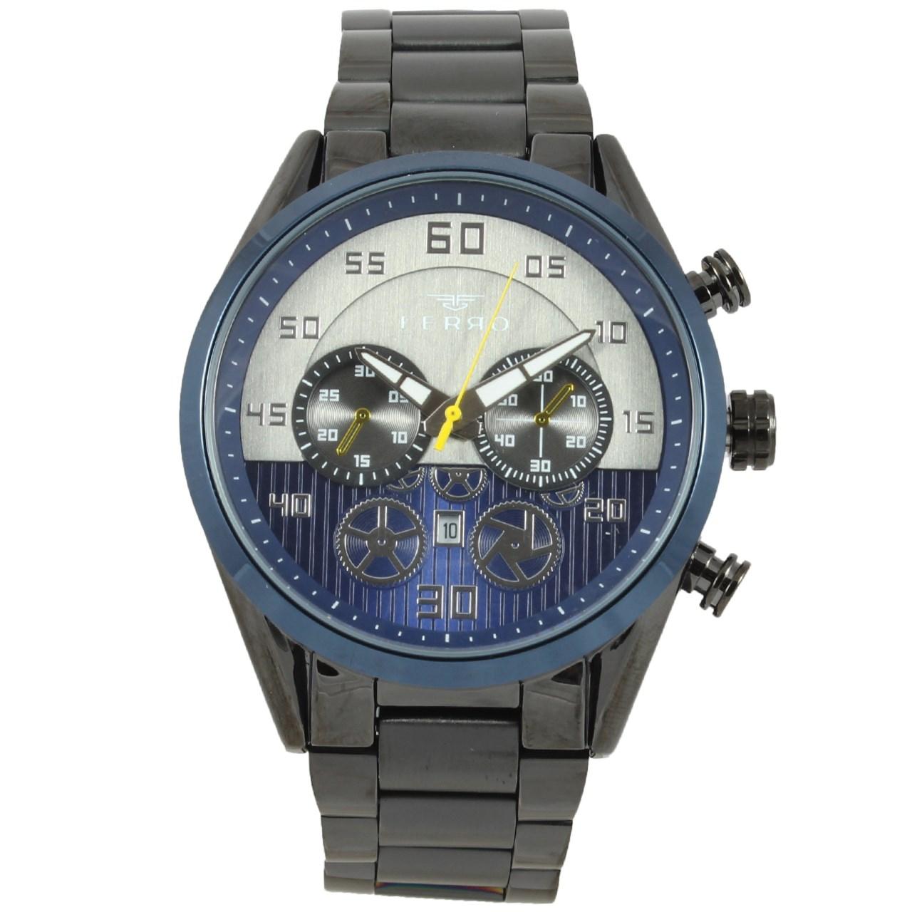 ساعت مچی عقربه ای مردانه فرو مدل F61510-601-Q