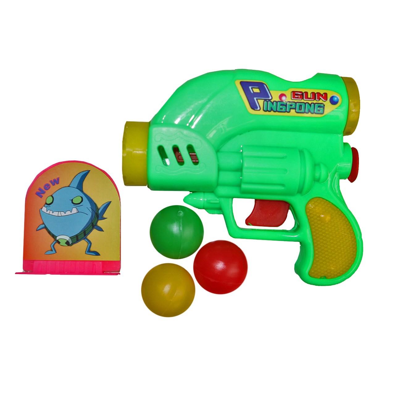خرید                     تفنگ اسباب بازی سی دا مدل توپولی کد Na1002