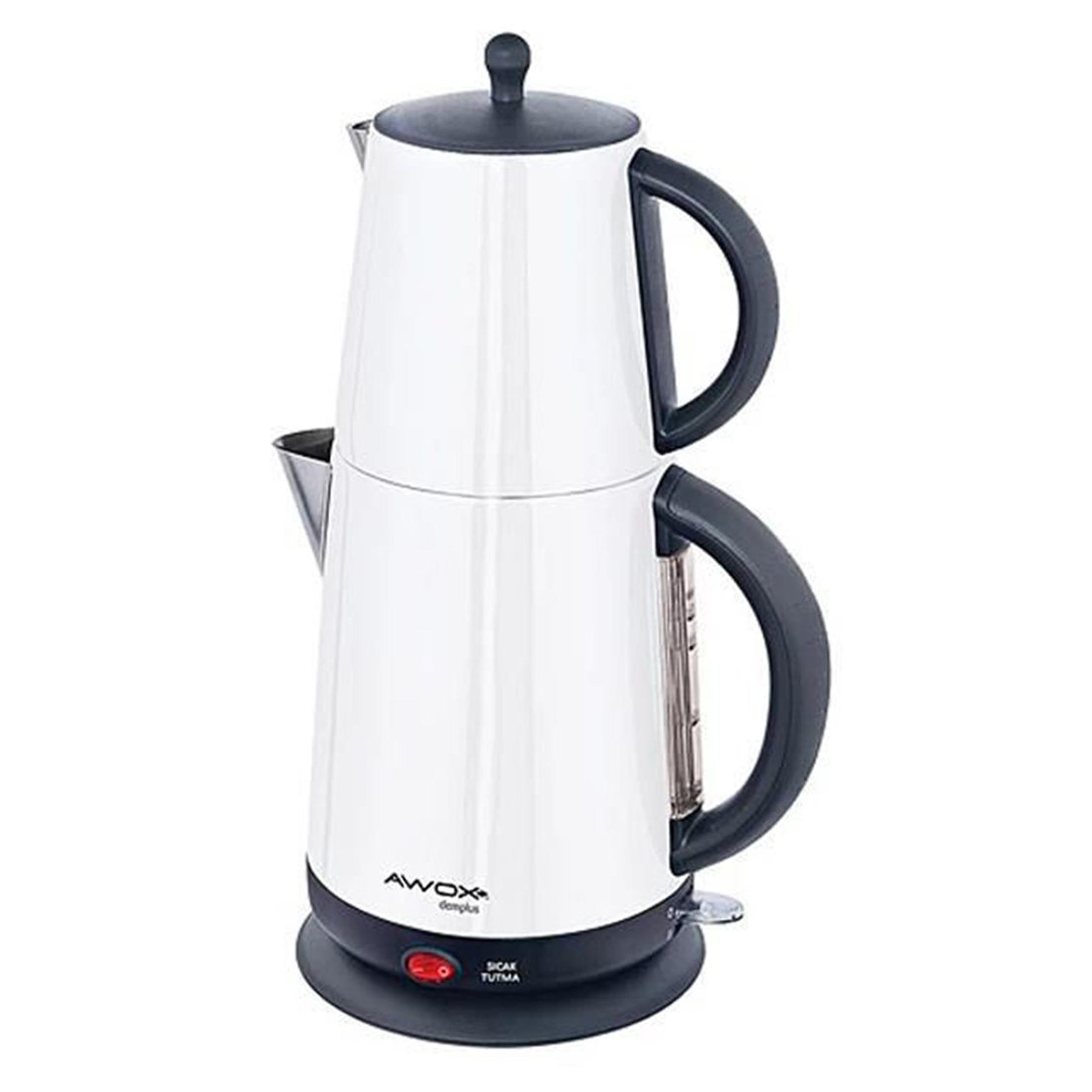 چای ساز آوکس مدل دم پلاس