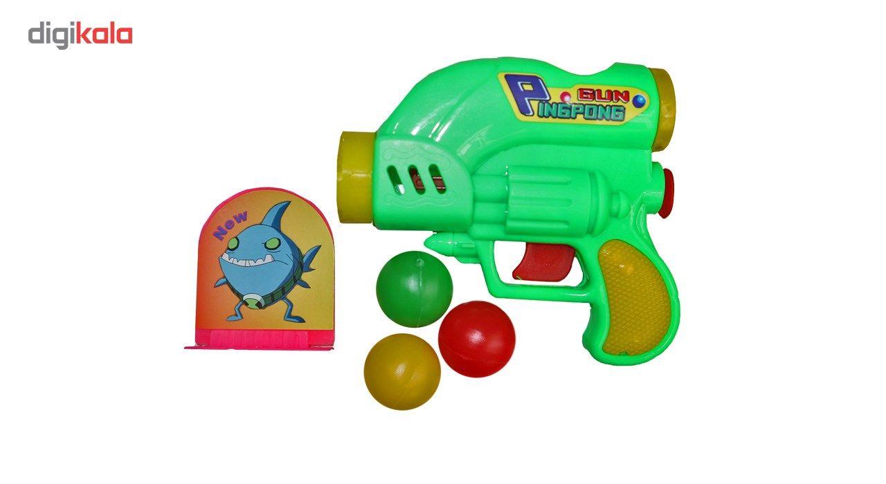 تفنگ اسباب بازی سی دا مدل توپولی کد Na1002 main 1 1
